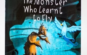 The Monster Who Learnt To Fly - Kelly Mulligan
