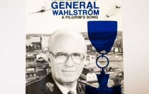 General Wahlstrom A Pilgrim's Song - Jarl Wahlstrom