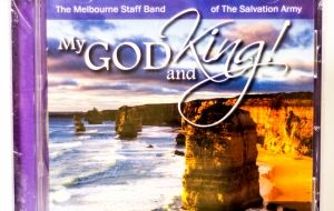 My God and King! - Melbourne Staff Band