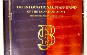 Heritage Series Vol 6 - The International Staff Band