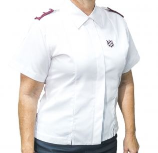 white-blouse-with-red-shield